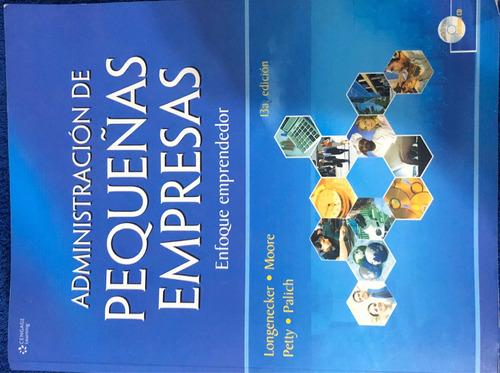 Libro - Administración De  Empresas - Enfoque Emprendedor