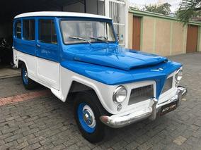Willys Rural Willys 1963