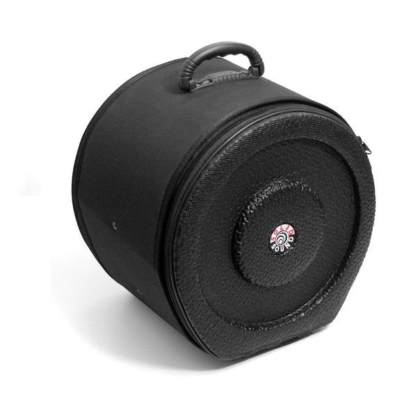 Semi Case Bateria Tom 8 Luxo Solid Sound