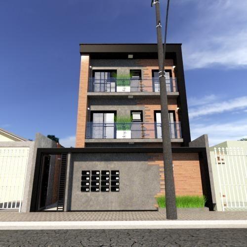 Imagem 1 de 30 de Apartamento Com 2 Dormitórios À Venda, 40 M² Por R$ 245.000,00 - Vila Nova Savoia - São Paulo/sp - Ap3476