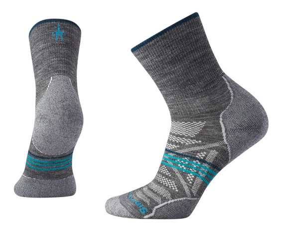 Calcetines Deportivos Mujer Phd Outdoor Light Mid Smartwool