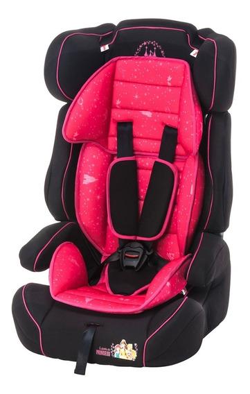 Butaca Booster Para El Auto Bebé Disney Princesa . 9 -36 Kg