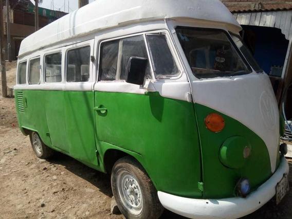 Volkswagen Combi Combi Sanguchero