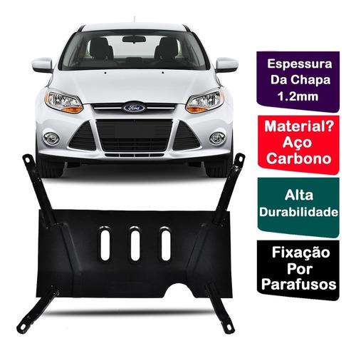 Protetor Carter Peito De Aço Ford Focus 2014 A 2020