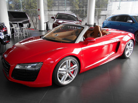 Audi R8 5.2l Spyder V10 At