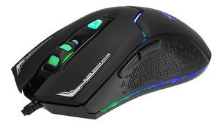 Mouse Gamer Óptico Xtrike Me 2400 Dpi 6 Botones Usb Gm-402