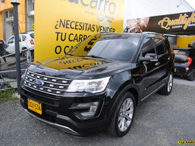 Ford Explorer Limited At 4x4 3500cc