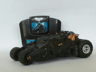 Batimovil - The Dark Knight - Thinkway Toys - Germanes