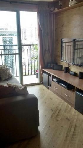 Apartamento Para Venda Em São Paulo, Vila Andrade, 2 Dormitórios, 1 Banheiro, 1 Vaga - Ap020_2-530864