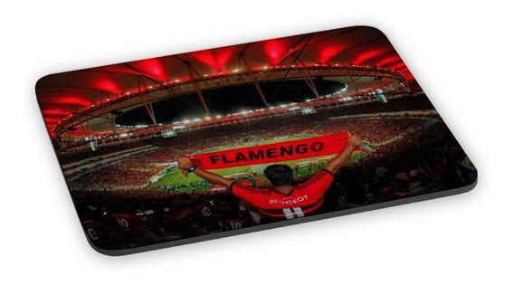 Mousepad Flamengo Torcida Maracanã Lotado Futebol Mouse Pad
