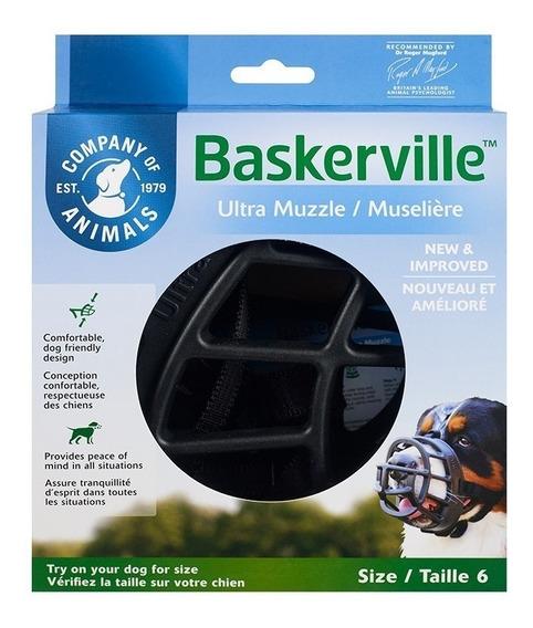Focinheira Cães Baskerville Ultra Muzzle X X Large Ggg Num 6