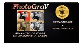 Programa Photograv Para Gravação Em Máquinas A Laser