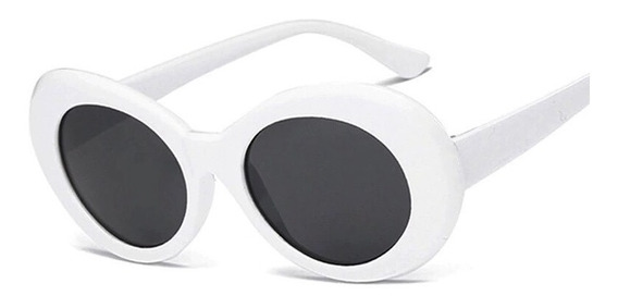 Óculos De Sol Kurt Cobain Masculino Feminino Proteção Uva