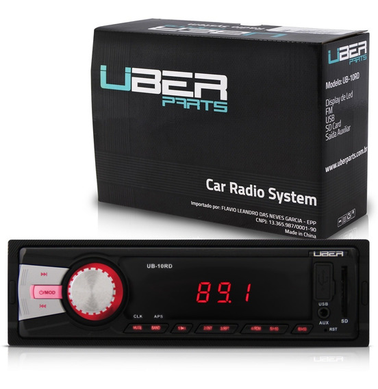 Mp3 Player Auto Radio Usb Aux Sd