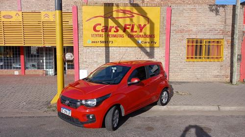 Fiat Mobi Gnc 2018
