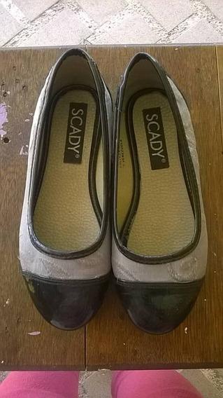 Zapatillas Para Niñas Scady Talla 29
