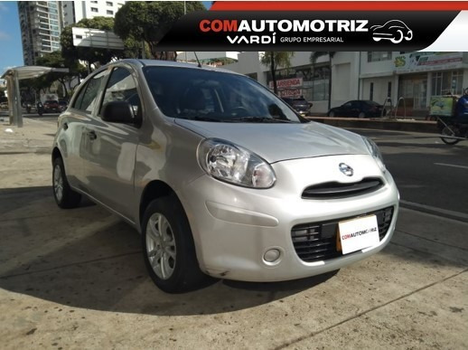 Nissan March Active Id 38994 Modelo 2015
