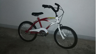 Bicicleta Niño R16 Tipo Playera