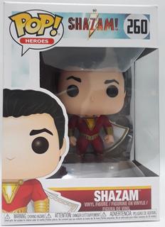 Funko Pop Shazam Shazam 260 -original