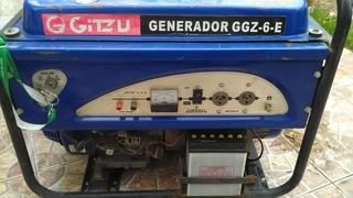 Generador 6500w Arranque Eléctrico
