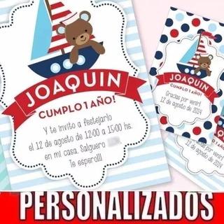 Tarjetas Osito Marinero En Mercado Libre Argentina