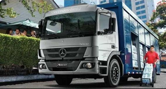 Mercedes Benz Atego 1721/36 1721/48 Cs Anticipo $ 35,994.85