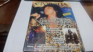 Revista Epopeya Numero 9 Whitesnake