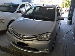 Toyota Etios 1.5 16v Xls Aut. 5p