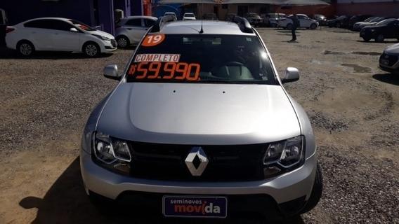 Duster 1.6 16v Sce Flex Expression X-tronic 23501km