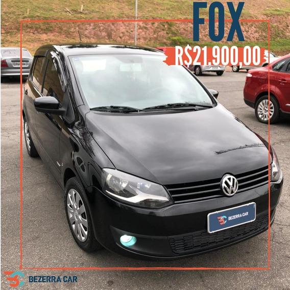 Volkswagen Fox 1.0 Vht Trend Total Flex 5p 2011