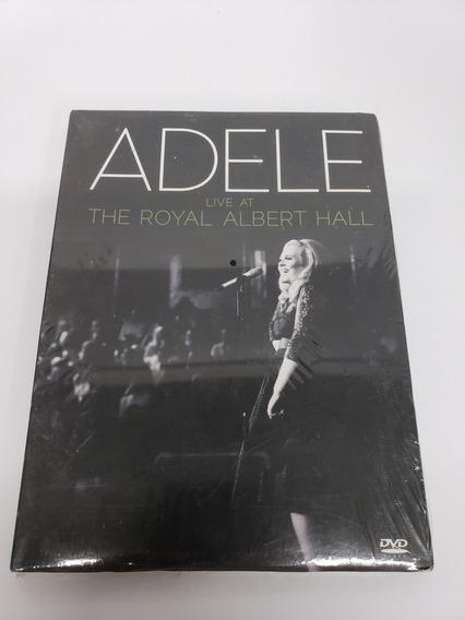 Dvd - Adele - Live At The Royal Albert Hall (lacrado - Novo)