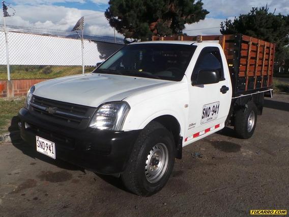 Chevrolet Luv D-max Mt 2500 Cc Diesel Aa 4x2