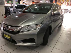 Honda City 1.5 Lx Flex Automático 33.000km