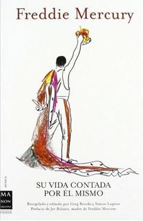 Freddie Mercury - Greg Brooks - Libro Nuevo - Envio Rapido