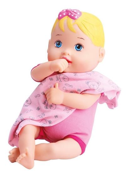 Boneca Bebe Alive Nenenzinha Menina