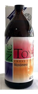 Acrílico Liquido 950 Ml Nictone Monomero Termo Dental Uñas
