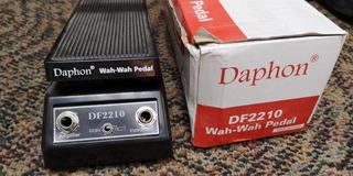 Wah Wah Pedal De Guitarra Electrica Accesorio Nuevo Asch