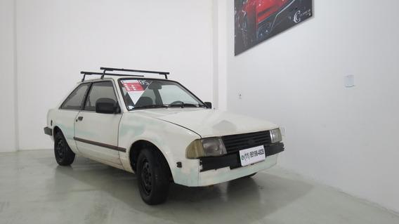 Ford Escort Hobby 1.6 1985/1985 - Motor Feito
