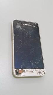 Celular Samsung J 120 Para Retirar Peças Pos 001