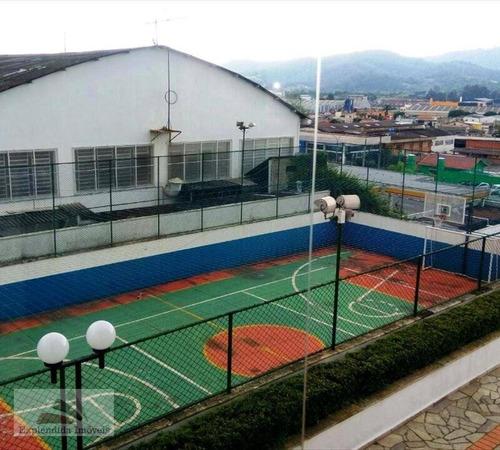 Apartamento Residencial À Venda, Lagoa Seca, Mogi Das Cruzes - . - Ap0059
