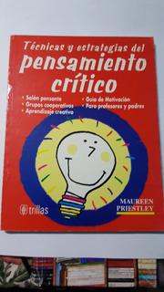 Técnicas Y Estrategias Del Pensamiento Crítico