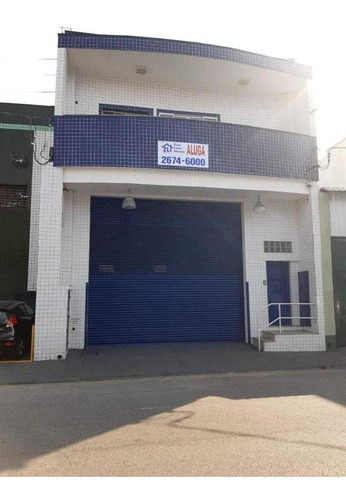 Imagem 1 de 16 de Galpão Para Alugar, 420 M² Por R$ 12.500,00/mês - Penha De França - São Paulo/sp - Ga0482