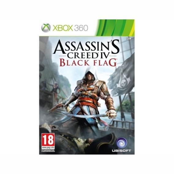 Assassins Creed Iv Black Flag - Xbox 360