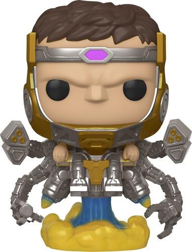 Funko Pop Games  Modok 633 Play 4 Iron Man Capitan America