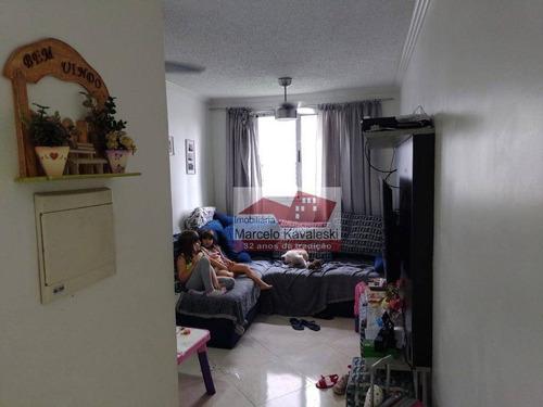 Imagem 1 de 23 de Apartamento Com 2 Dormitórios À Venda, 50 M² Por R$ 215.000 - Vila Alpina - São Paulo/sp - Ap13347