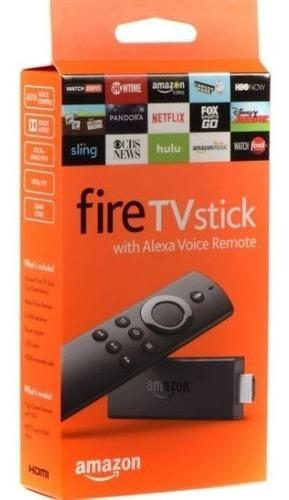Imagen 1 de 5 de Amazon Fire Tv Stick Somos Tienda Fisica Chacao
