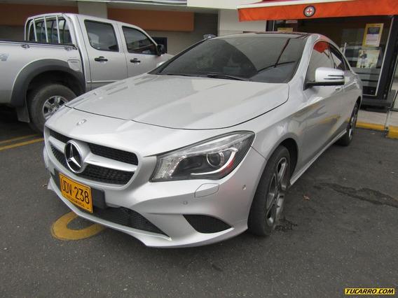 Mercedes Benz Clase Cla Cla 200 1.6 At