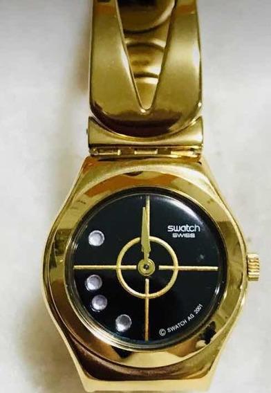 Relógio Swatch 007 Feminino