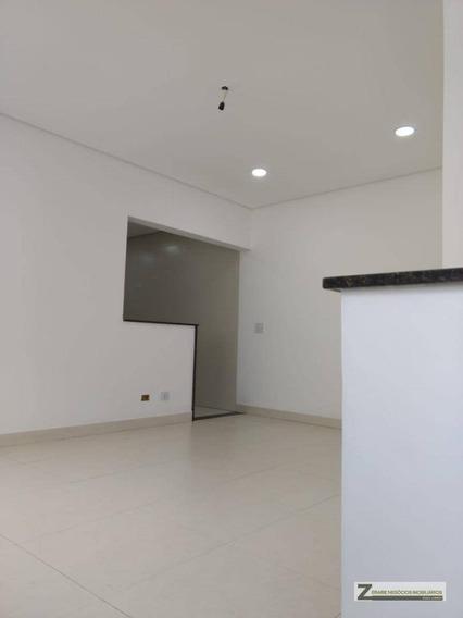 Sobrado Para Alugar, 160 M² Por R$ 2.500,00/mês - Jardim Rosa De Franca - Guarulhos/sp - So0008