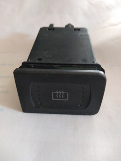 Switch Botón Tecla Desempañante Trasero Jetta A4 2.0